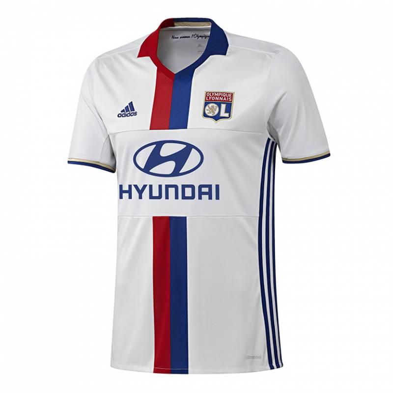 Trikot Olympique Lyonnais zuhause 2016/2017