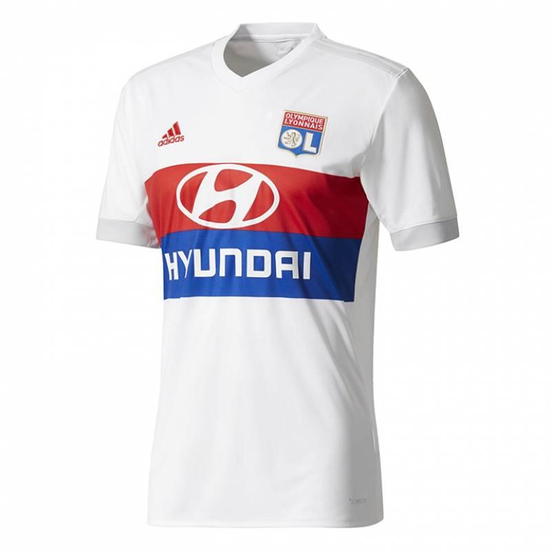 Trikot Olympique Lyonnais zuhause 2017/2018