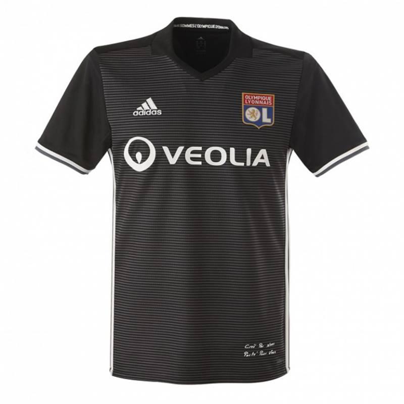 Trikot Olympique Lyonnais Ausweichtrikot 2017/2018