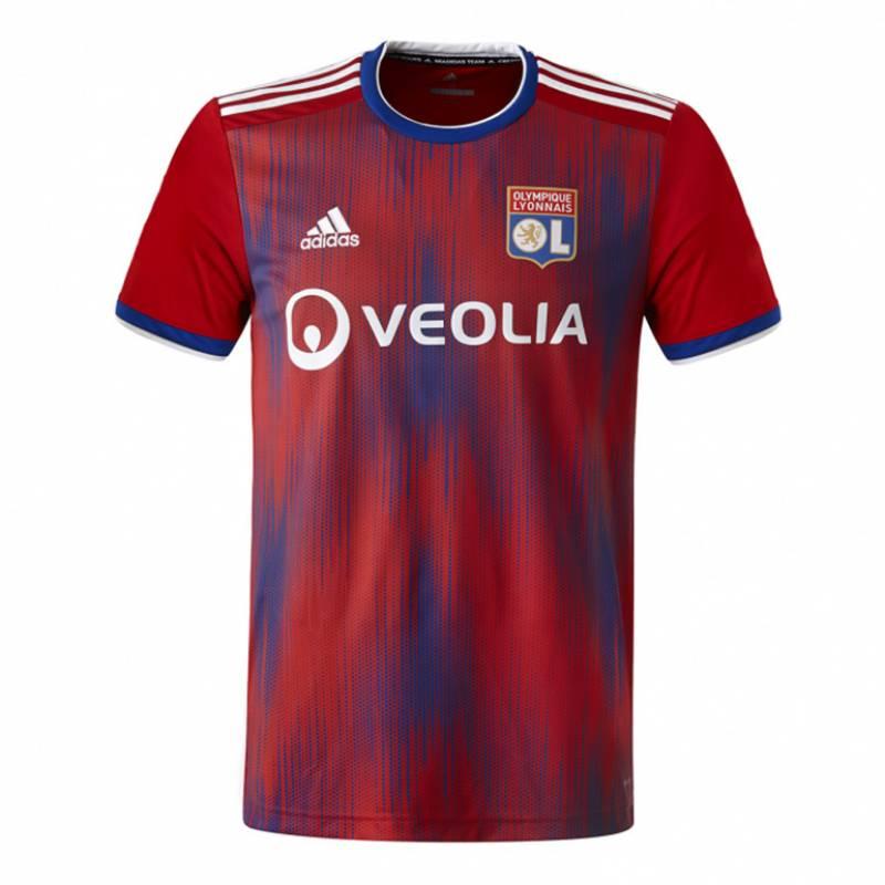 Trikot Olympique Lyonnais Ausweichtrikot 2019/2020
