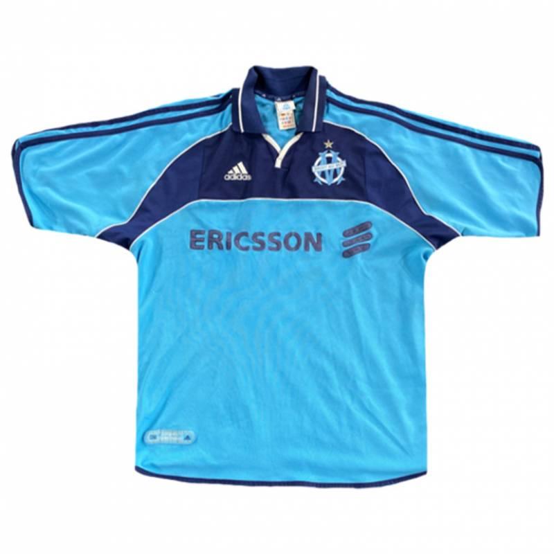 Trikot Olympique Marseille auswärts 2000/2001