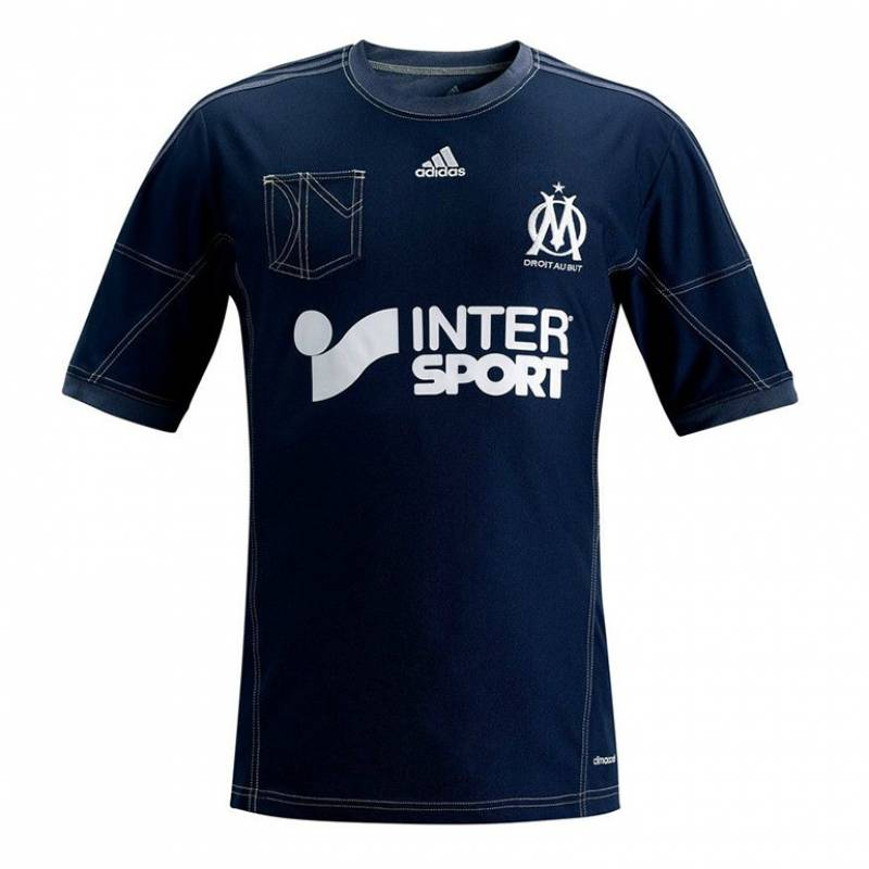 Trikot Olympique Marseille auswärts 2013/2014