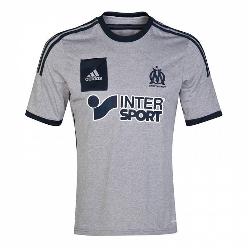 Trikot Olympique Marseille auswärts 2014/2015