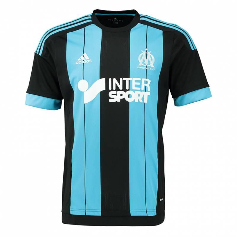 Trikot Olympique Marseille auswärts 2015/2016