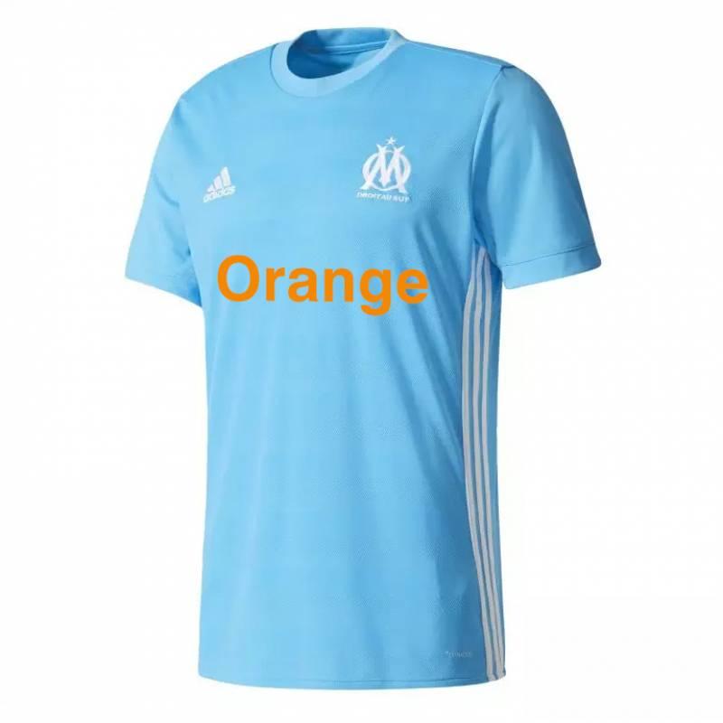 Trikot Olympique Marseille auswärts 2017/2018