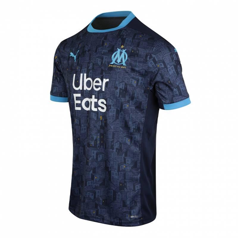 Trikot Olympique Marseille auswärts 2020/2021