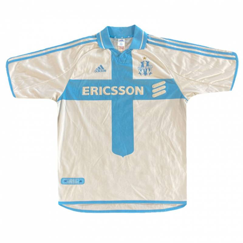 Trikot Olympique Marseille zuhause 2000/2001