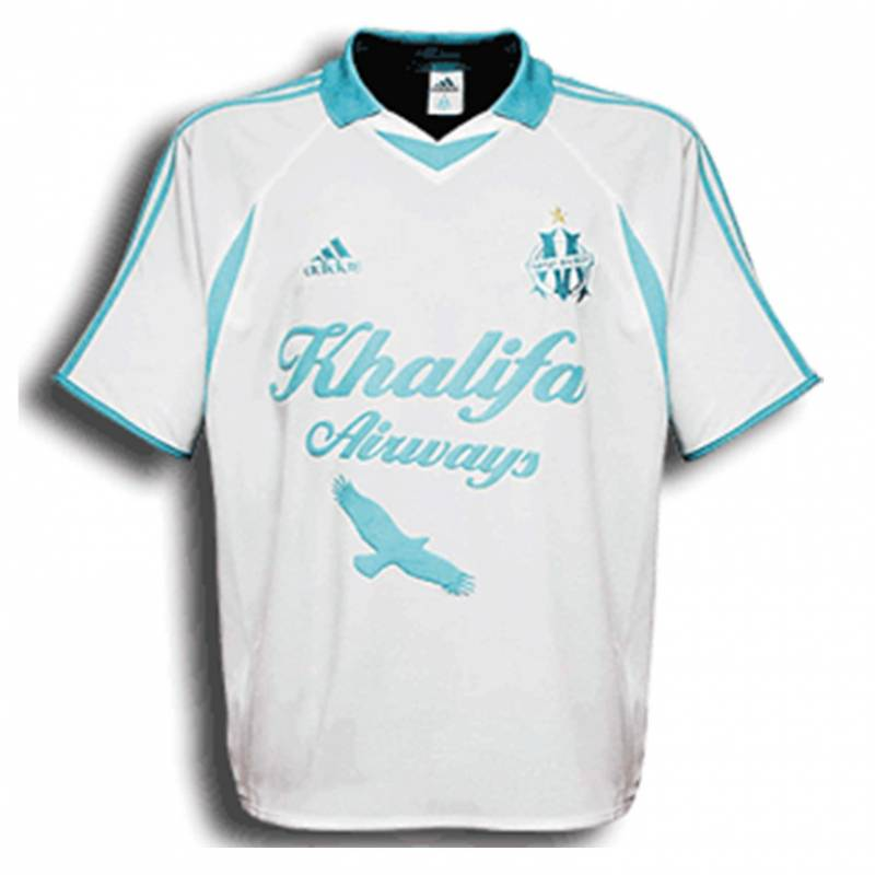 Trikot Olympique Marseille zuhause 2001/2002