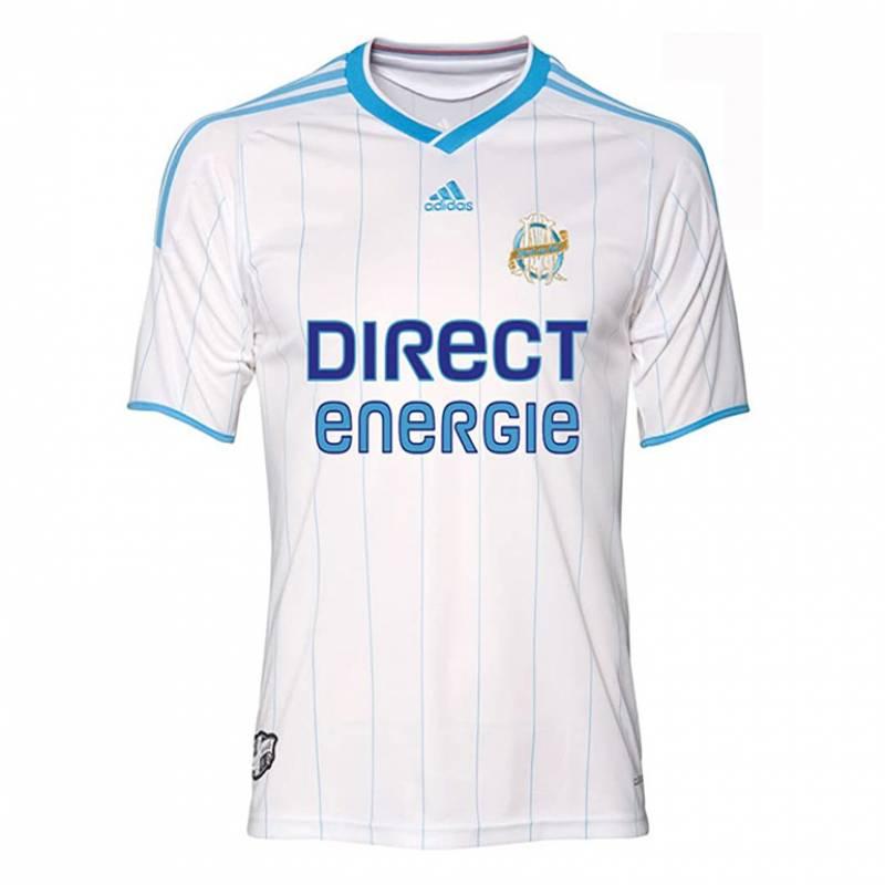 Trikot Olympique Marseille zuhause 2009/2010