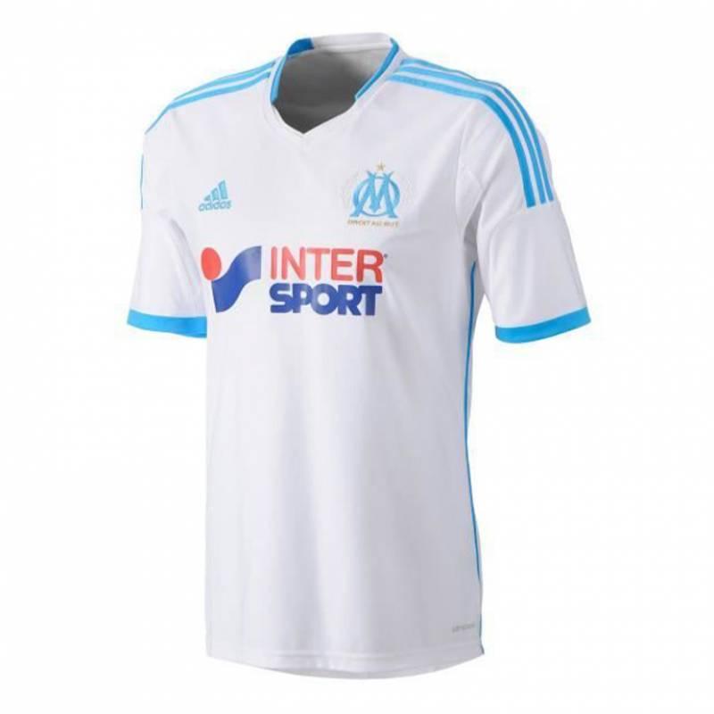 Trikot Olympique Marseille zuhause 2013/2014