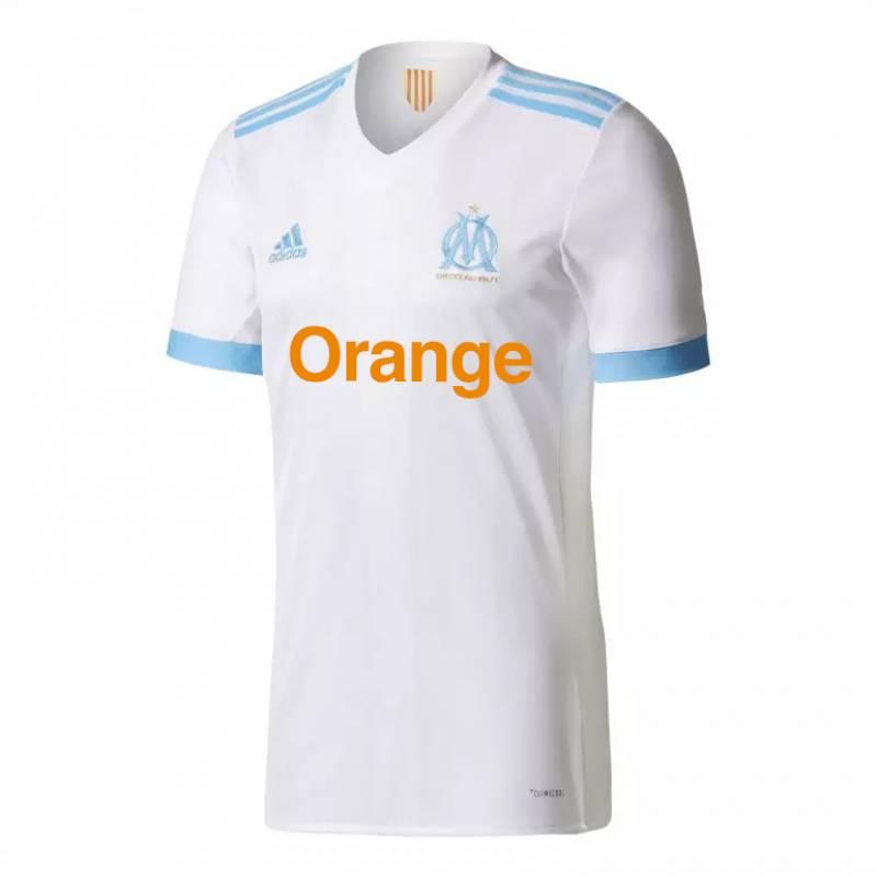 Trikot Olympique Marseille zuhause 2017/2018
