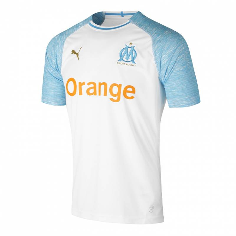 Trikot Olympique Marseille zuhause 2018/2019