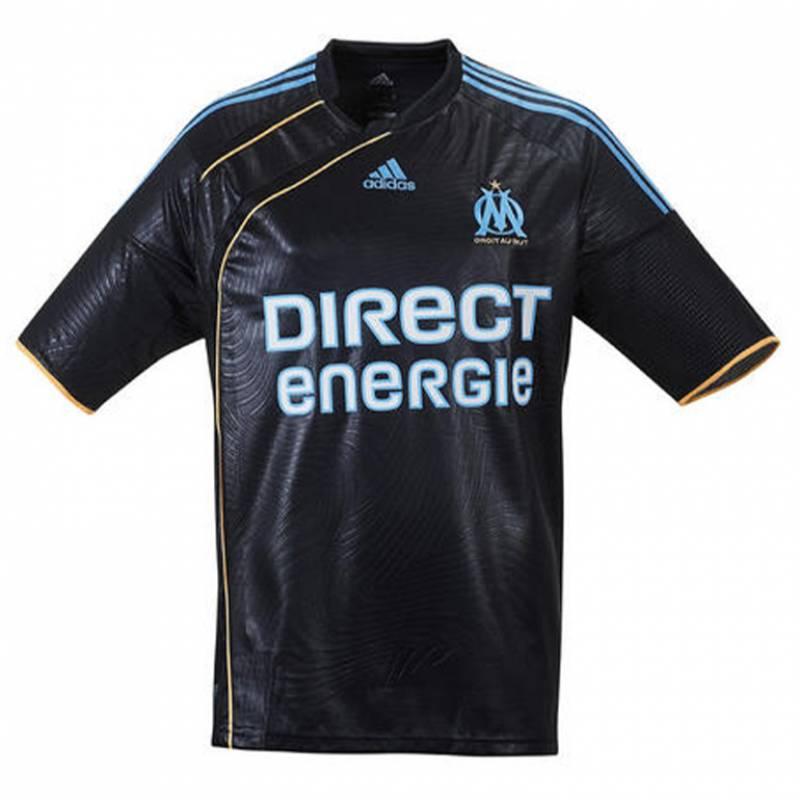Trikot Olympique Marseille Ausweichtrikot 2009/2010