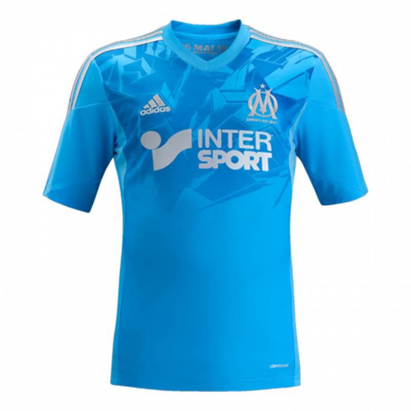 Trikot Olympique Marseille Ausweichtrikot 2013/2014