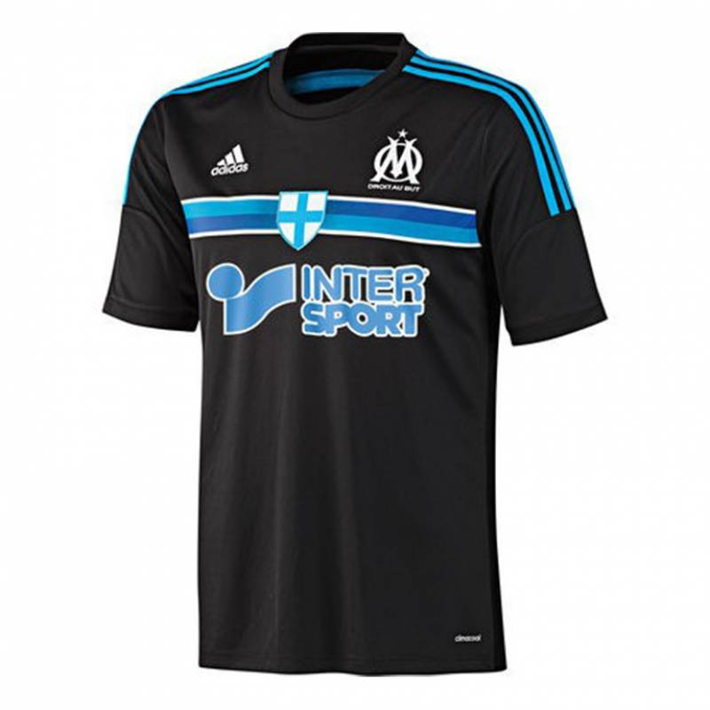 Trikot Olympique Marseille Ausweichtrikot 2014/2015