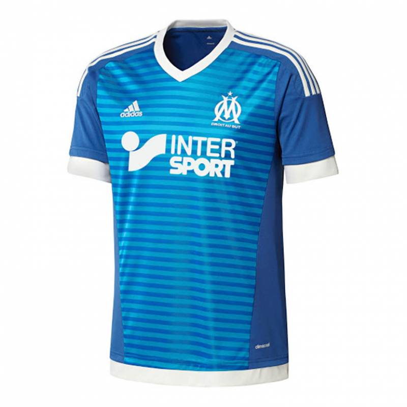 Trikot Olympique Marseille Ausweichtrikot 2015/2016