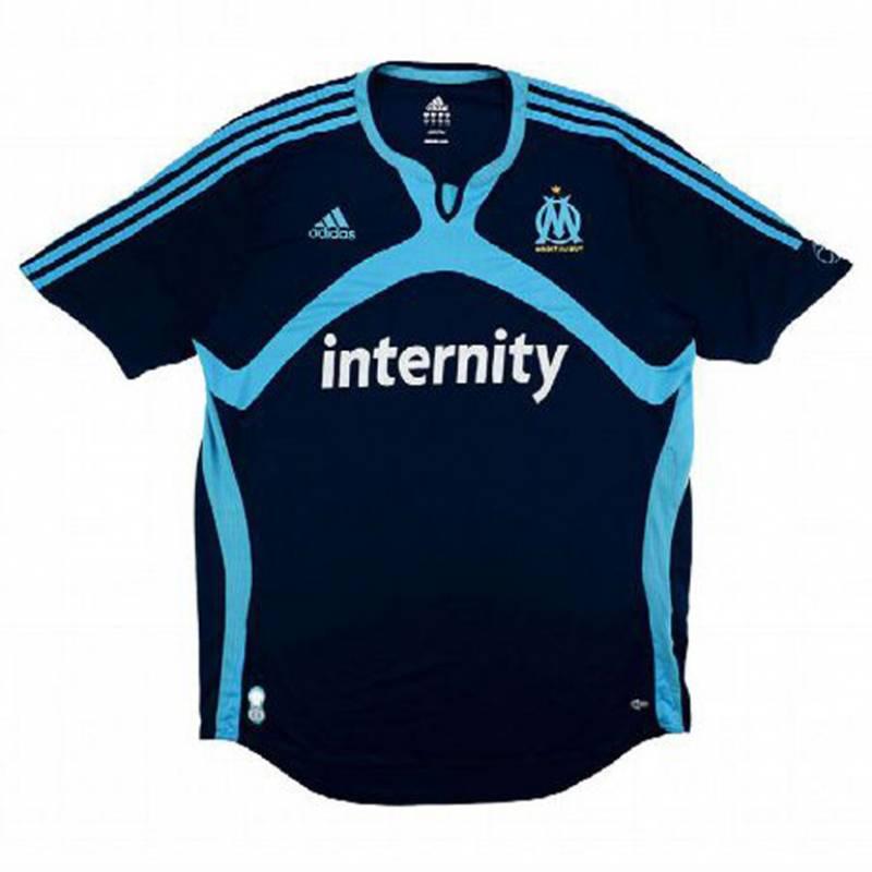 Trikot Olympique Marseille Ausweichtrikot 2016/2017