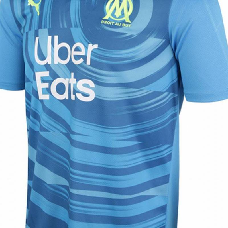 Trikot Olympique Marseille Ausweichtrikot 2020/2021