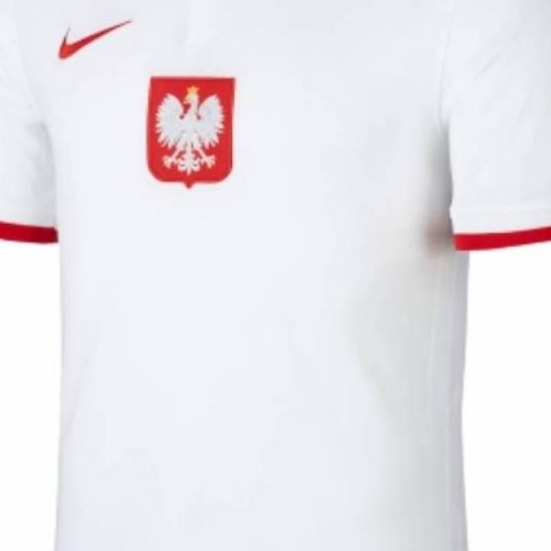 Trikot Polen zuhause 2020