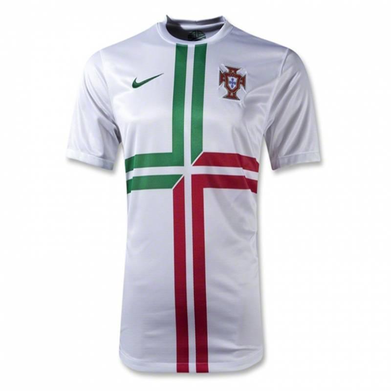 Trikot Portugal auswärts 2012