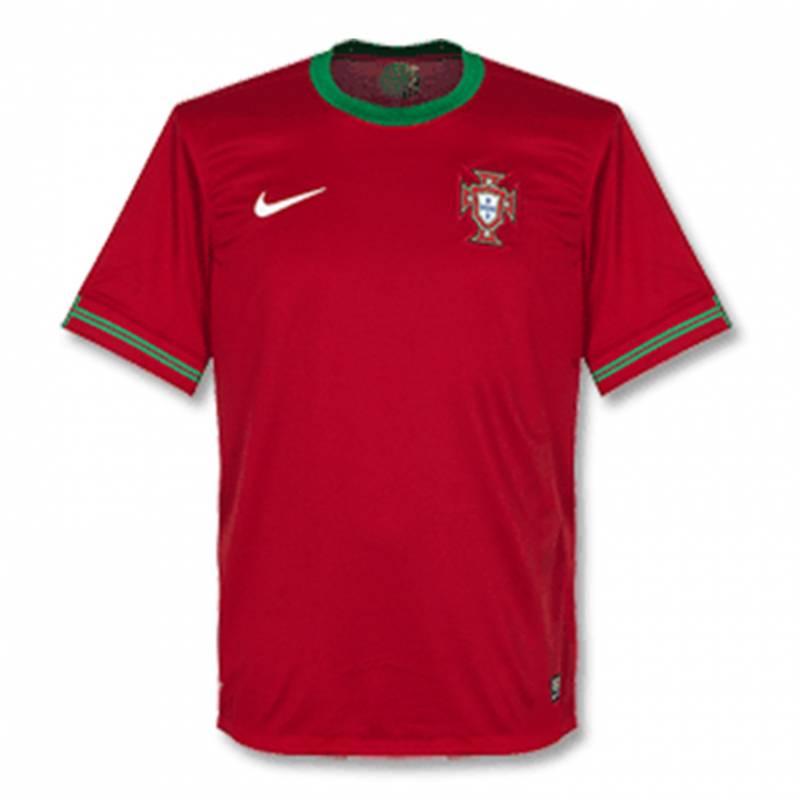 Trikot Portugal zuhause 2012