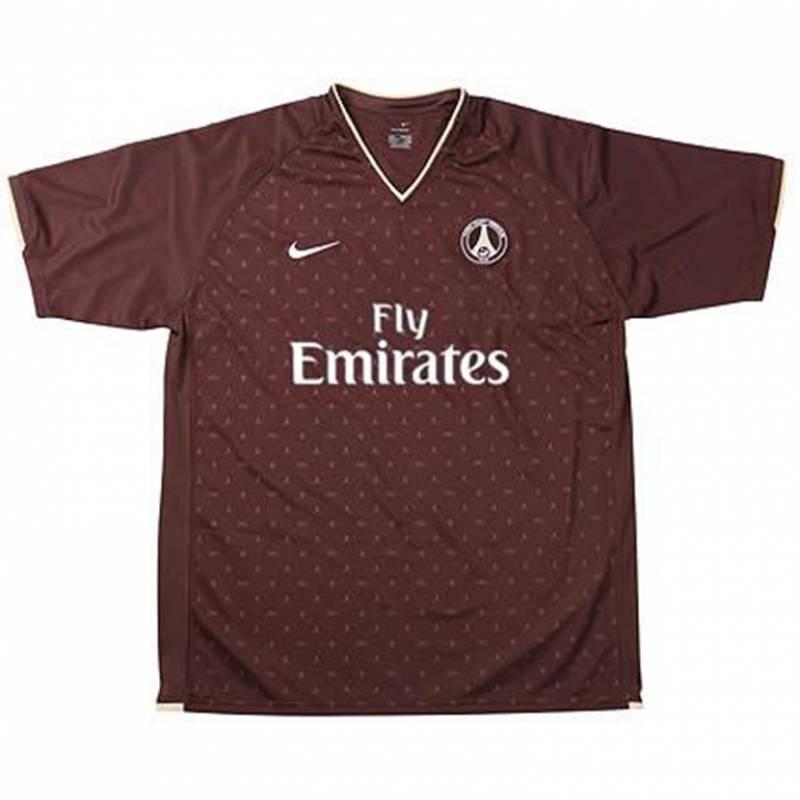 Trikot Paris Saint-Germain auswärts 2006/2007