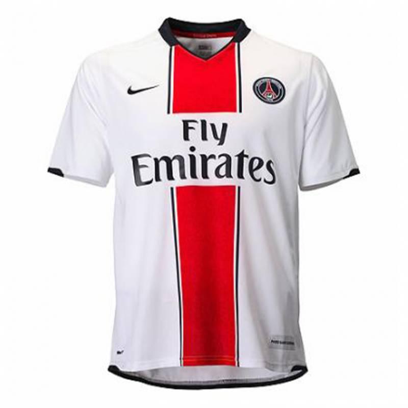 Trikot Paris Saint-Germain auswärts 2007/2008