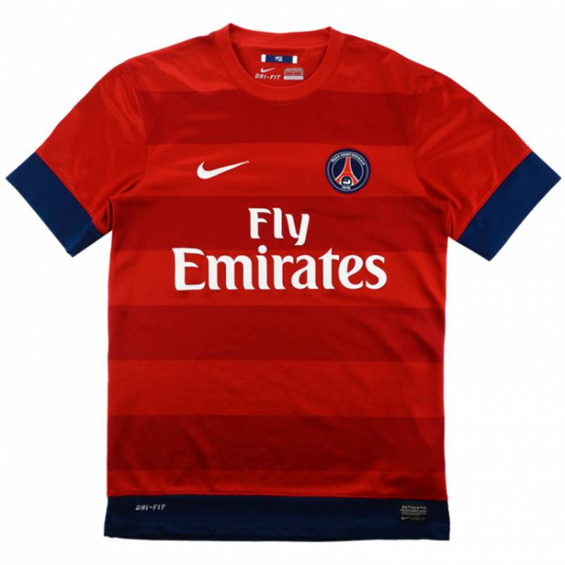 Trikot Paris Saint-Germain zuhause 2012/2013