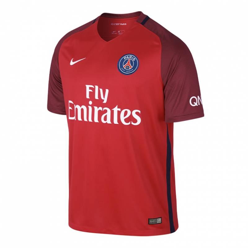 Trikot Paris Saint-Germain auswärts 2016/2017