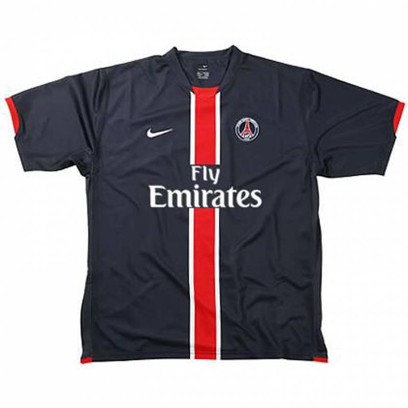 Trikot Paris Saint-Germain zuhause 2006/2007