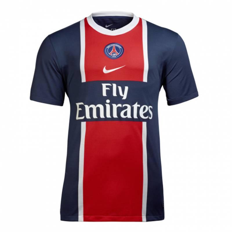 Trikot Paris Saint-Germain zuhause 2011/2012