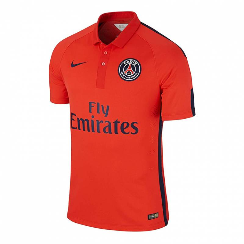 Trikot Paris Saint-Germain Ausweichtrikot 2014/2015