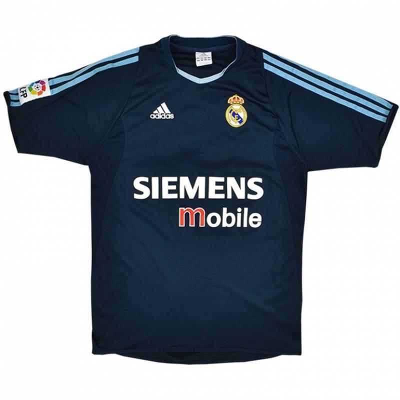 Trikot Real Madrid CF auswärts 2003/2004