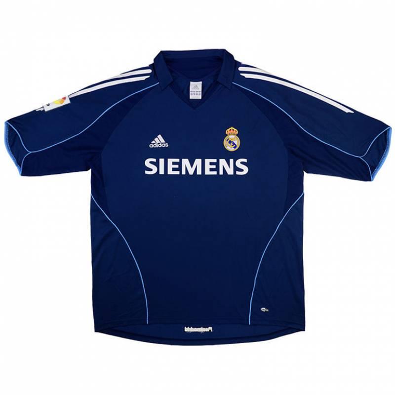 Trikot Real Madrid CF auswärts 2005/2006