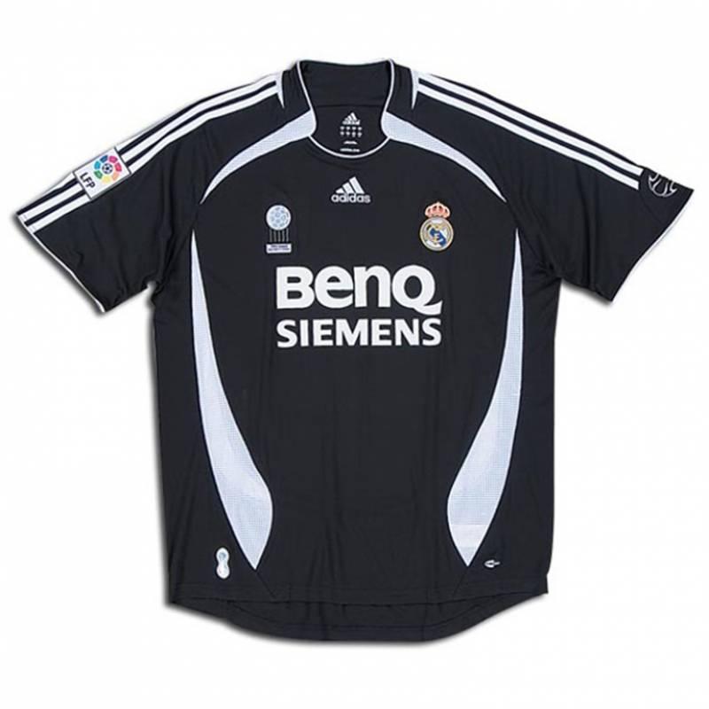 Trikot Real Madrid CF auswärts 2006/2007