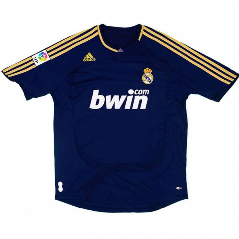 Trikot Real Madrid CF auswärts 2007/2008
