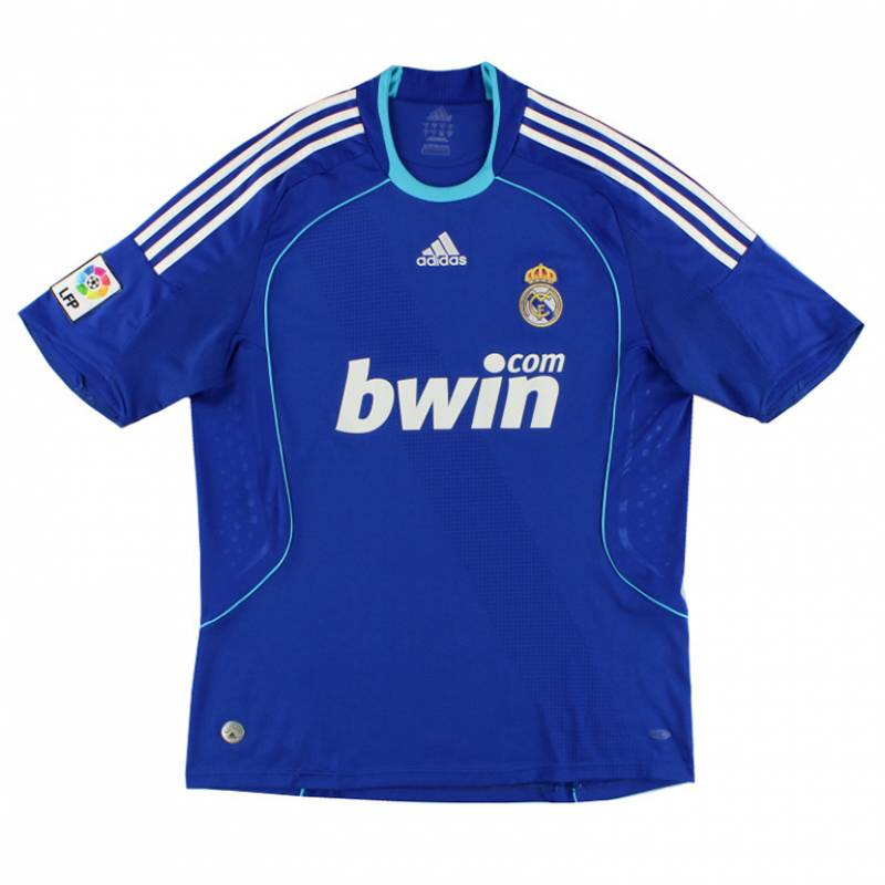 Trikot Real Madrid CF auswärts 2008/2009