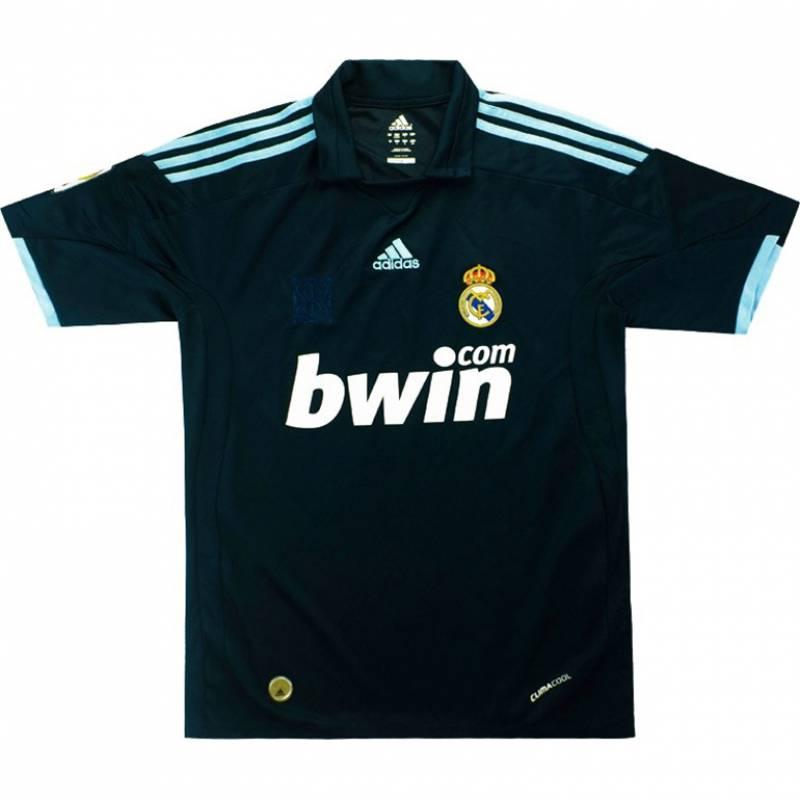 Trikot Real Madrid CF auswärts 2009/2010
