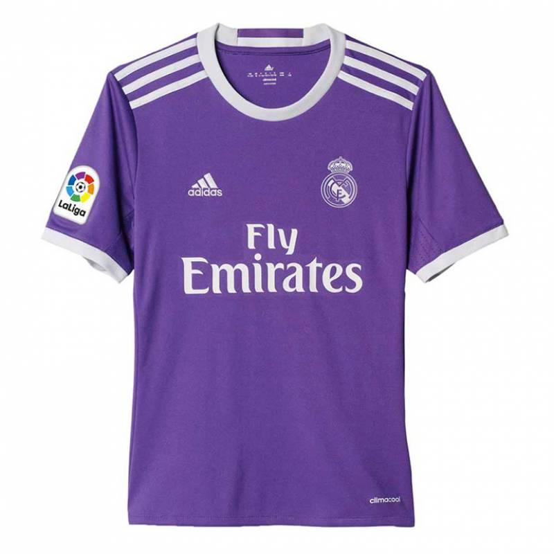 Trikot Real Madrid CF auswärts 2016/2017