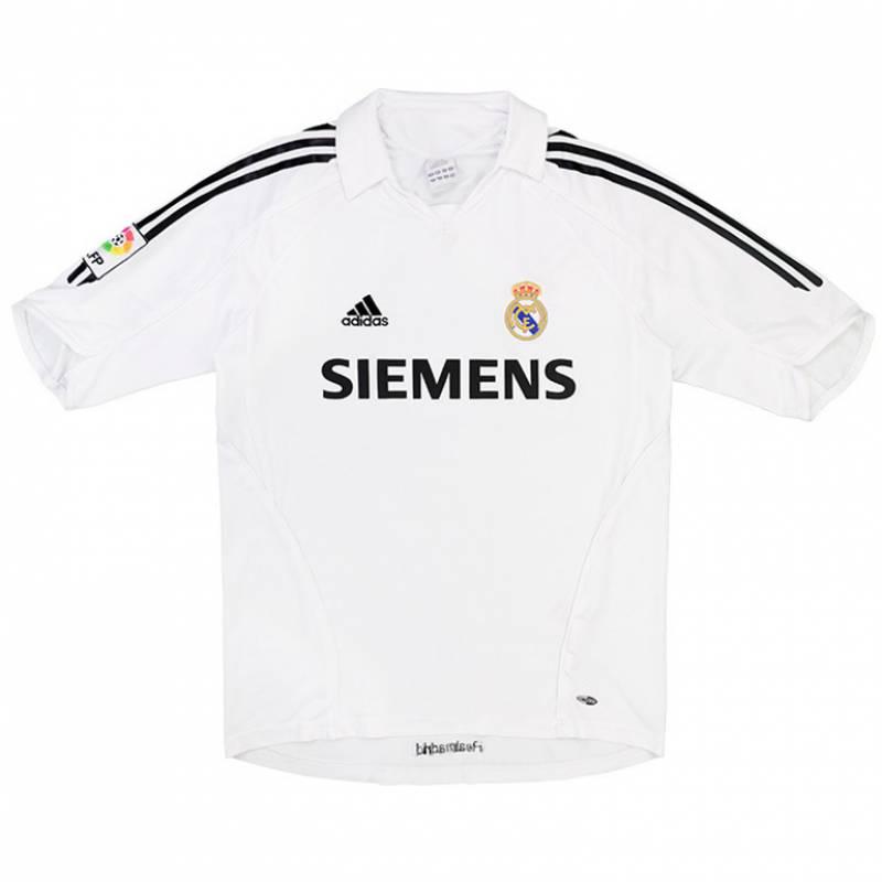 Trikot Real Madrid CF zuhause 2005/2006