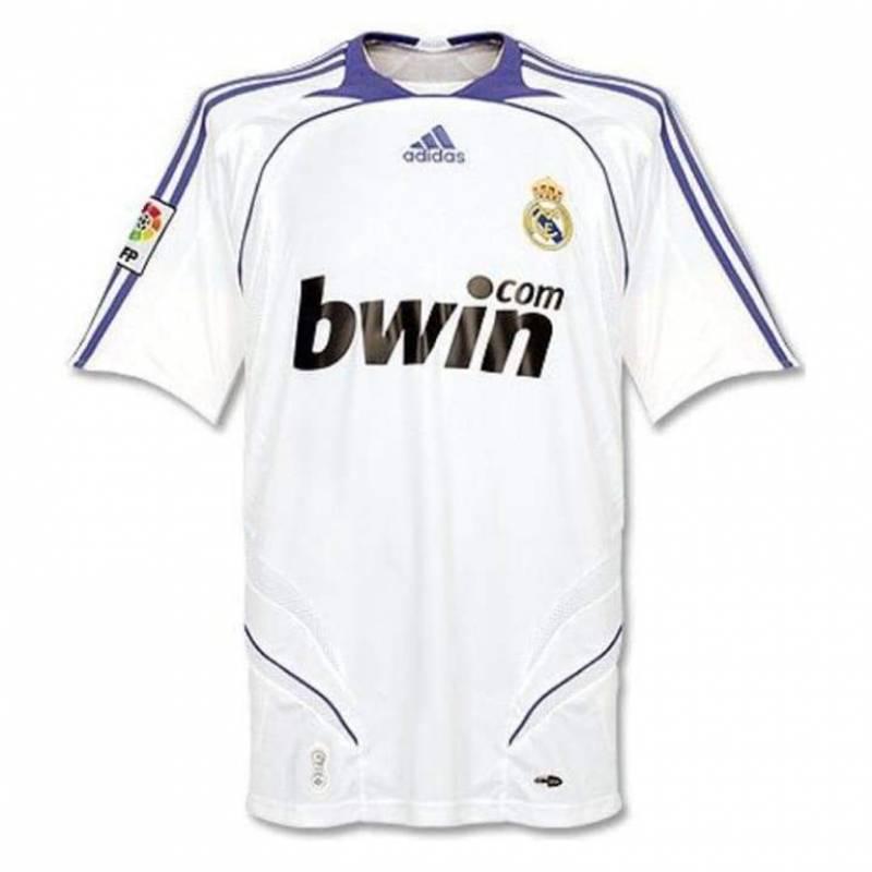 Trikot Real Madrid CF zuhause 2007/2008