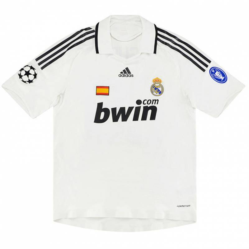 Trikot Real Madrid CF zuhause 2008/2009