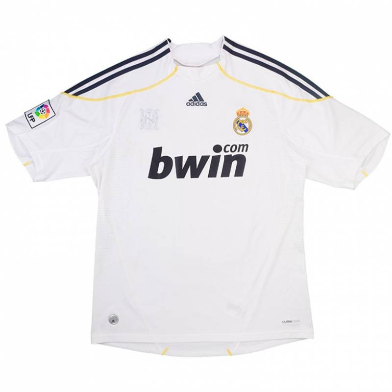 Trikot Real Madrid CF zuhause 2009/2010