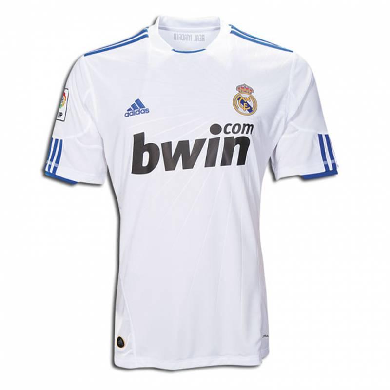 Trikot Real Madrid CF zuhause 2010/2011