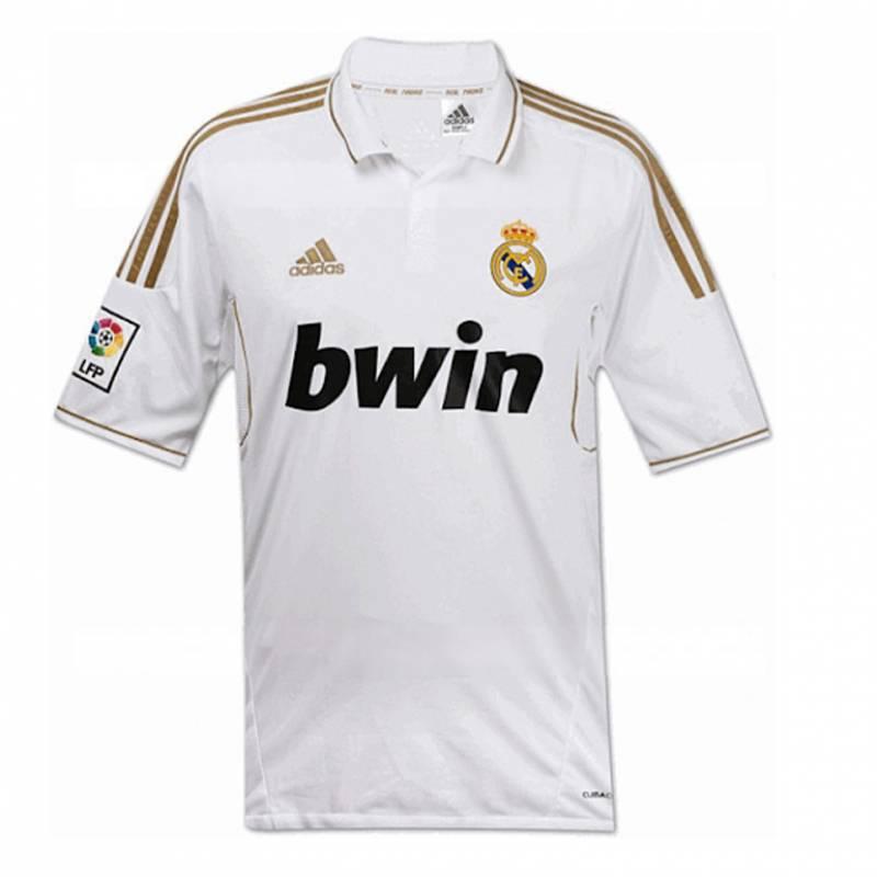 Trikot Real Madrid CF zuhause 2011/2012