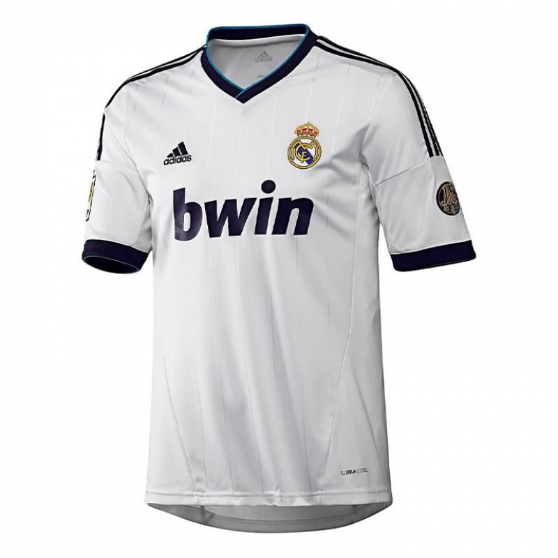 Trikot Real Madrid CF zuhause 2012/2013