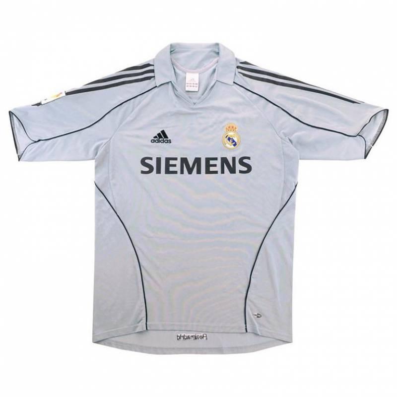 Trikot Real Madrid CF Ausweichtrikot 2005/2006