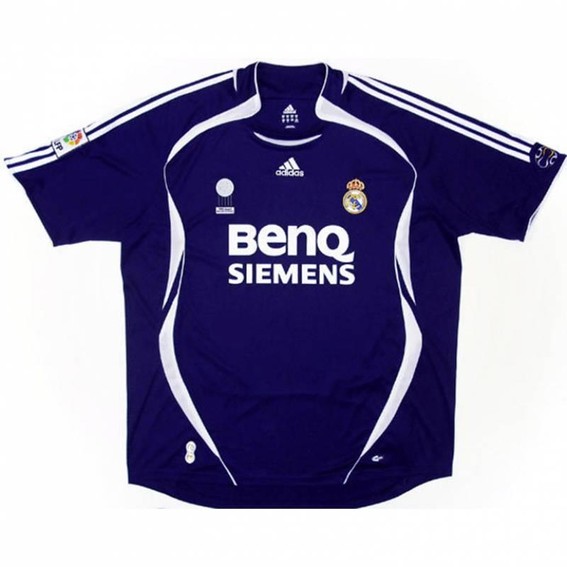 Trikot Real Madrid CF Ausweichtrikot 2006/2007
