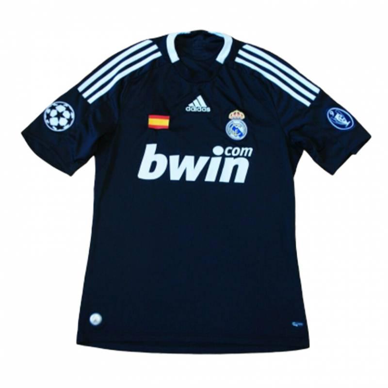 Trikot Real Madrid CF Ausweichtrikot 2008/2009