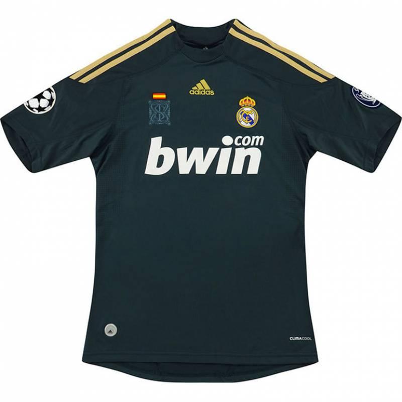 Trikot Real Madrid CF Ausweichtrikot 2009/2010